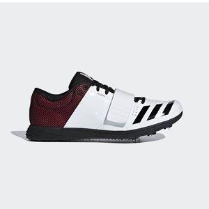 Adidas Mens Shoes Adizero Triple Jump Spikes SZ. 8